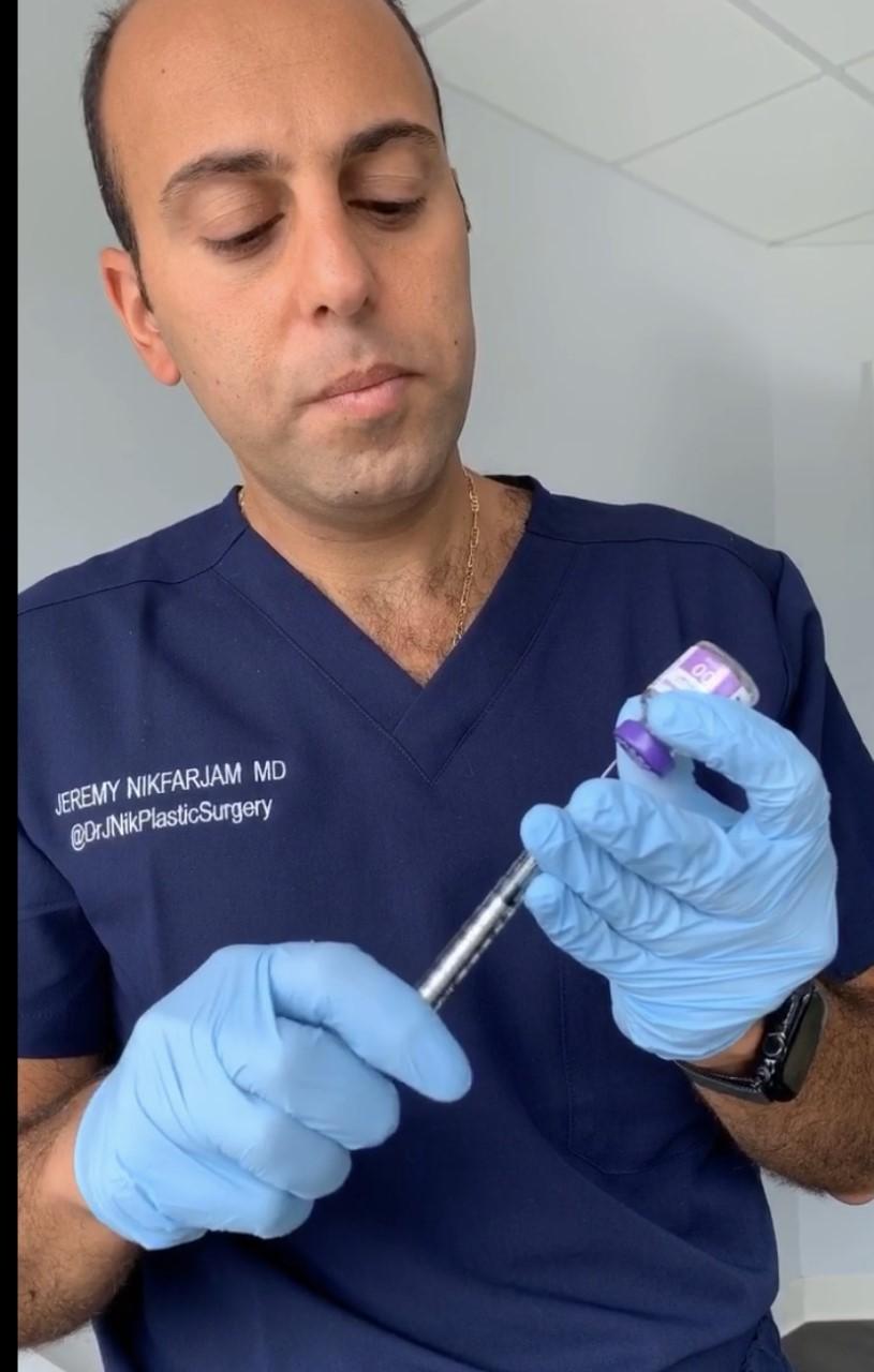 Coronavirus face masks have increased Botox demand, plastic surgeon says