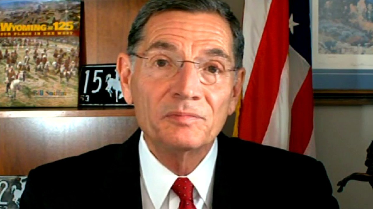 Barrasso calls for speedy SCOTUS confirmation, says Dems will 'blow up Senate' anyway - fox