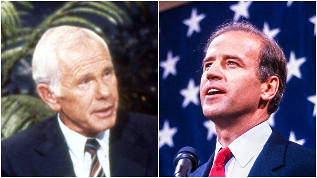 Johnny Carson poked fun at Biden plagiarism claims in 1980s: video thumbnail