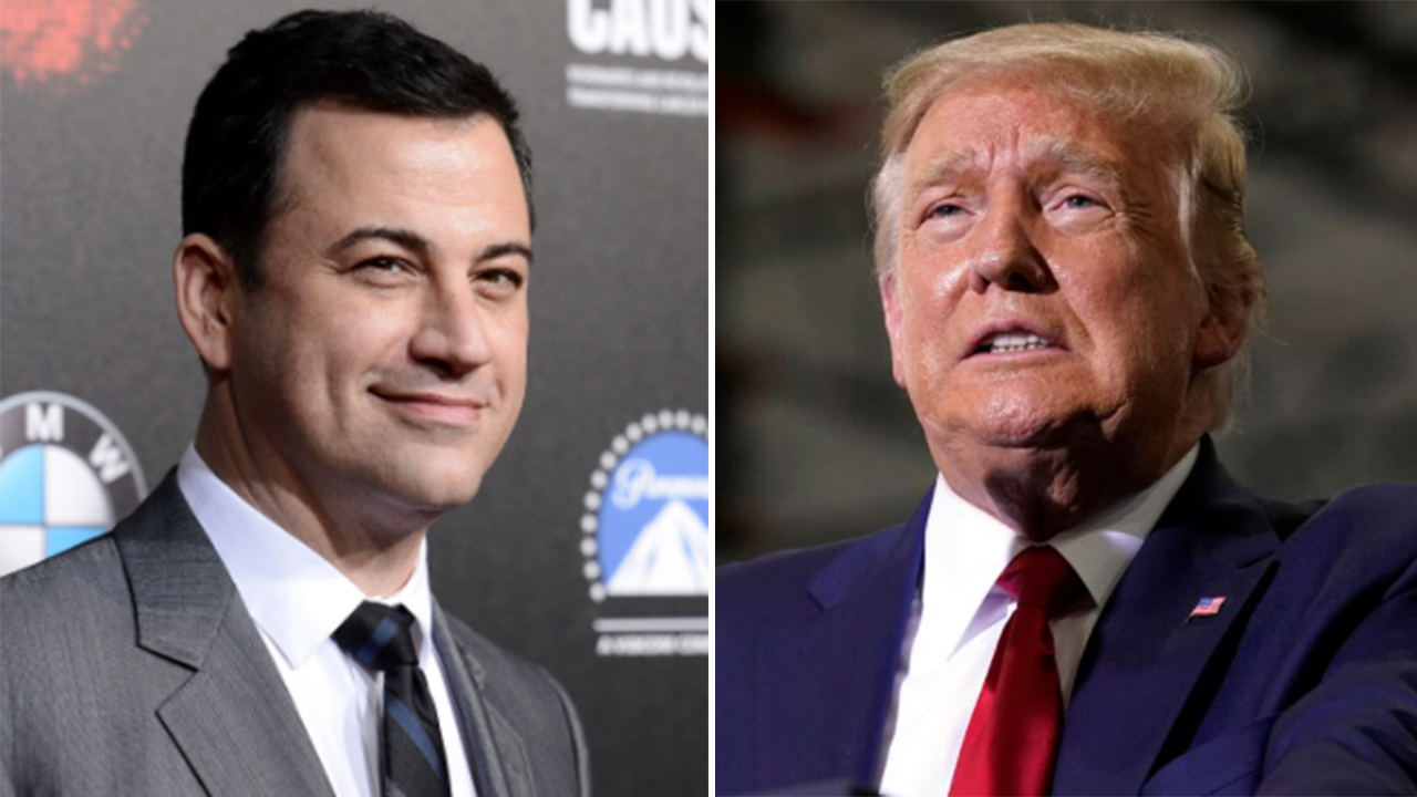 Jimmy Kimmel trolls Trump at 2020 Emmys as Schitt