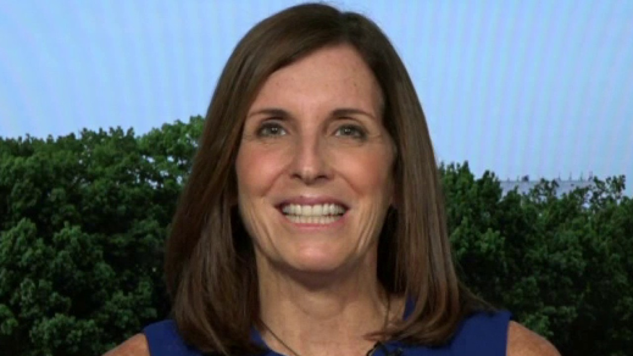 McSally lays out Arizona Senate race stakes: 'I'm standing on the wall' to prevent 'radical left' takeover