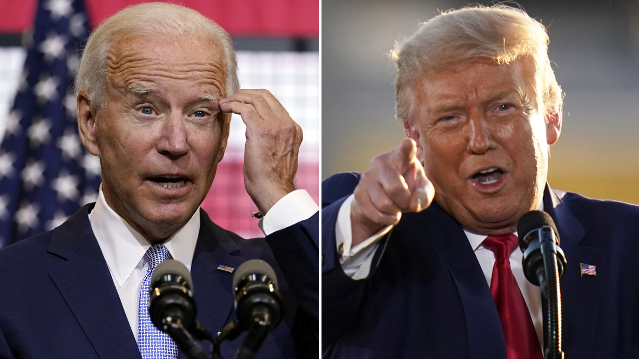 Biden, Trump and politics in 2020 ...