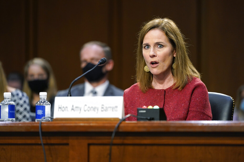 Senate to vote to confirm Amy Coney Barrett next Monday, McConnell says - fox