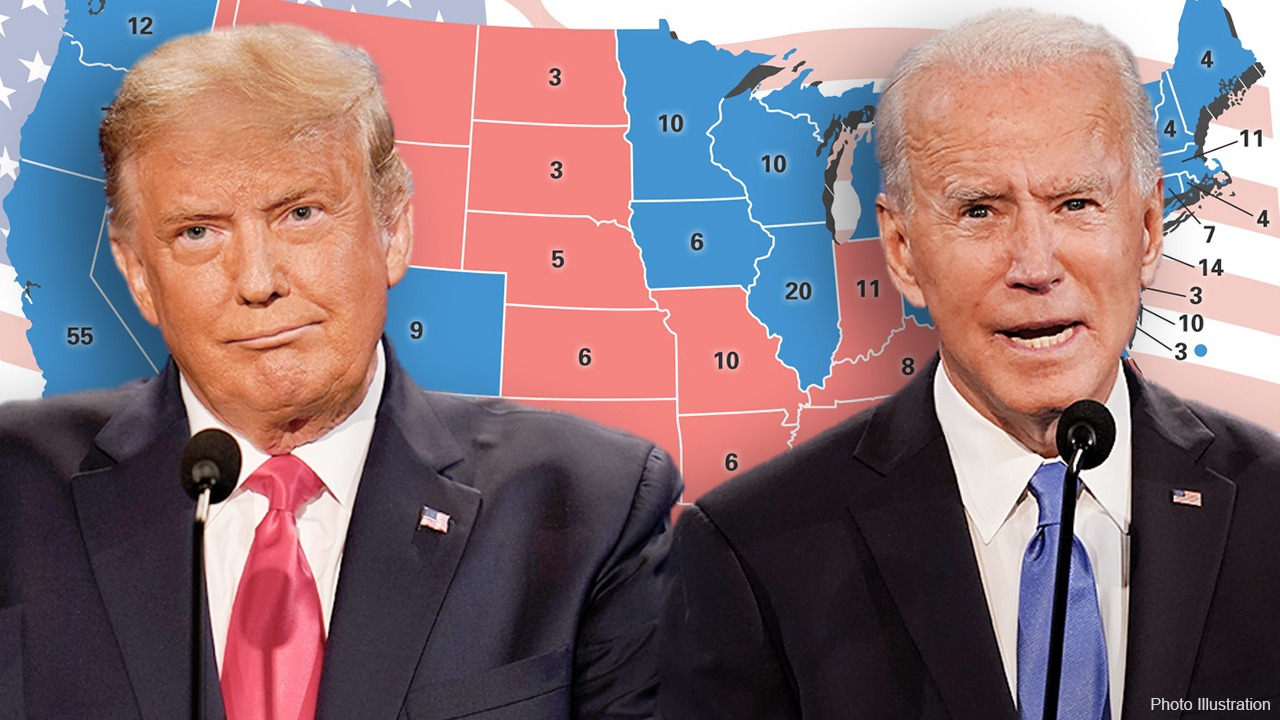 Election Day 3 days away: Trump Biden barnstorm swing states – Fox News