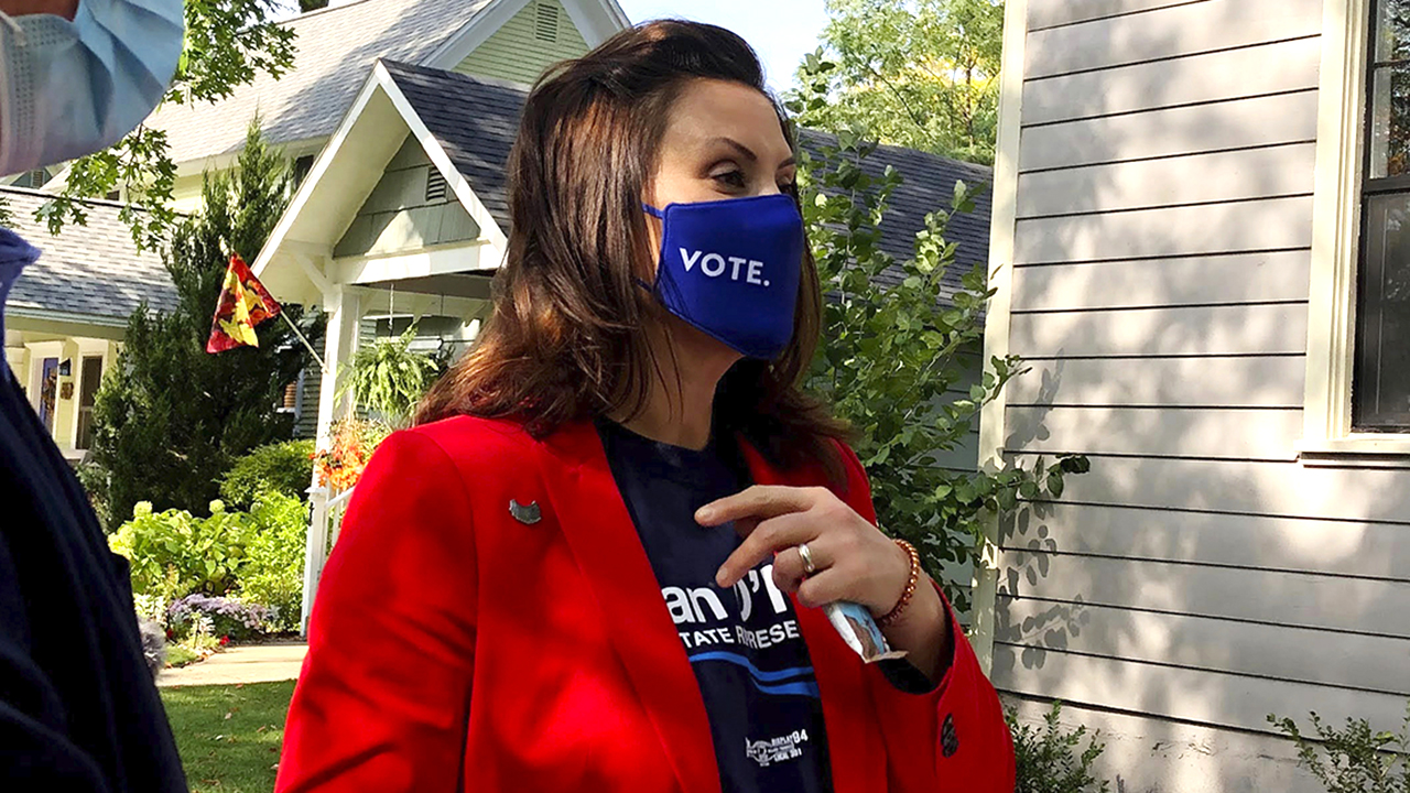 Whitmer responds to criticism over Florida trip: 'I wasn't partying in Miami' – Fox News