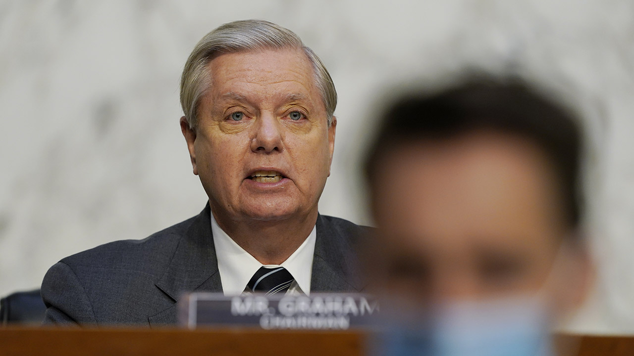 'Squad' members demand Lindsey Graham's resignation – Fox News