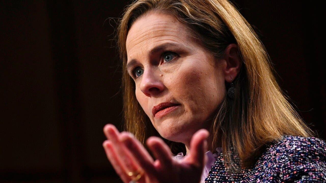 Senate votes to limit debate on Barrett Supreme Court nomination, move toward final vote Monday evening