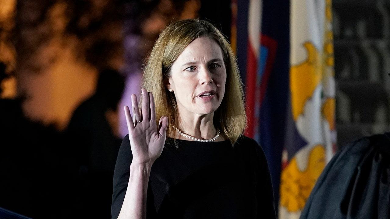 CNN MSNBC made unprecedented decision to skip historic Amy Coney Barrett vote – Fox News