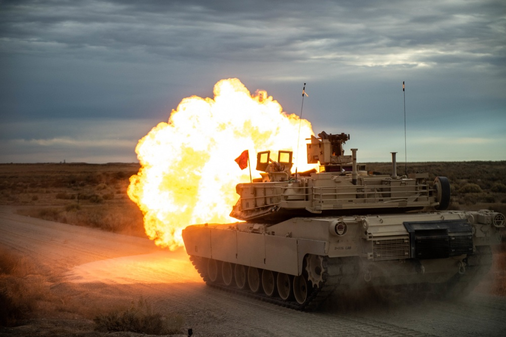 The 1980s-era Abrams tank lives on with new...