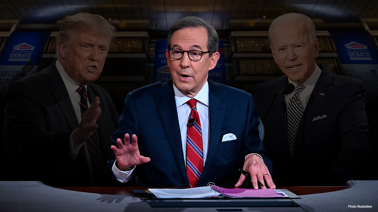 Fox News' Chris Wallace tests negative for coronavirus after moderating last week's presidential debate - Fox News