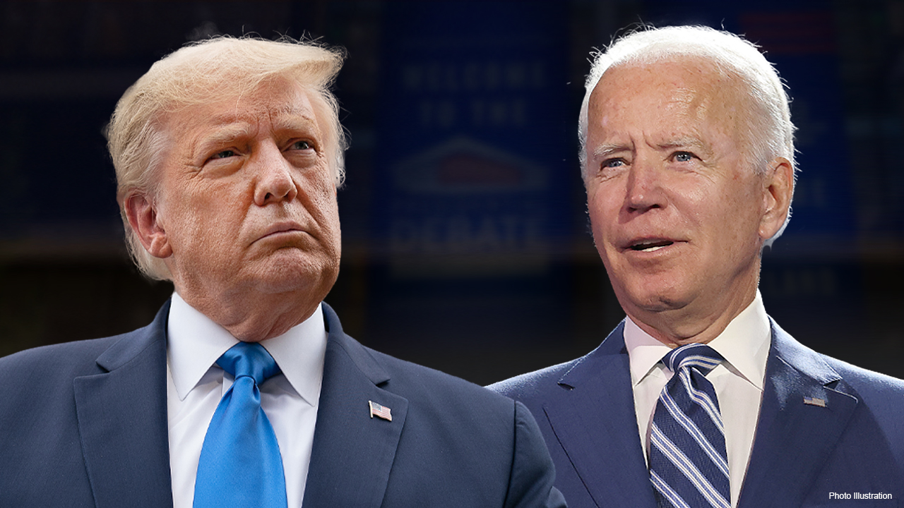 Poll shows Trump gaining on Biden, still lagging among key demographics - fox