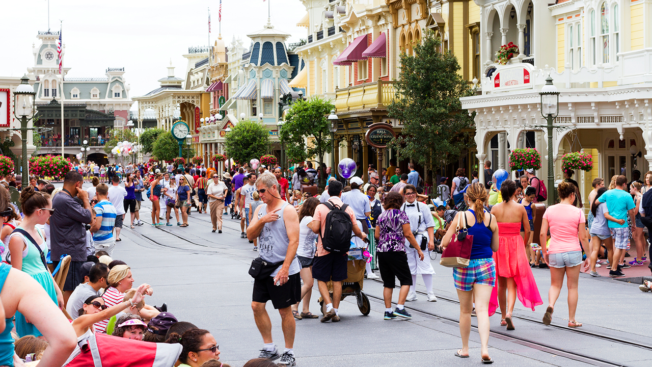 Disney World guest banned from park after allegedly...