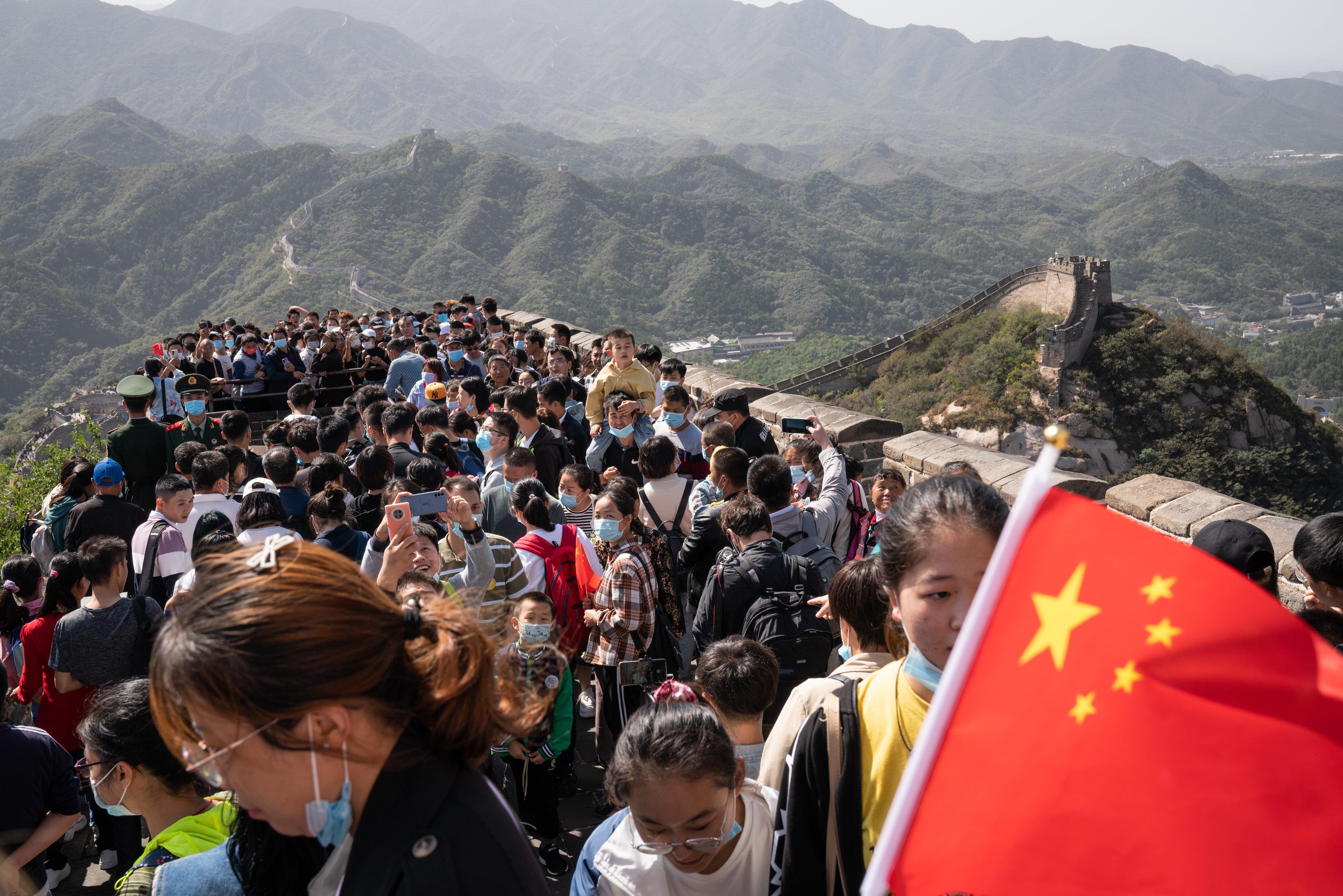 China encouraging 'revenge travel' following coronavirus lockdowns to help economy – Fox News