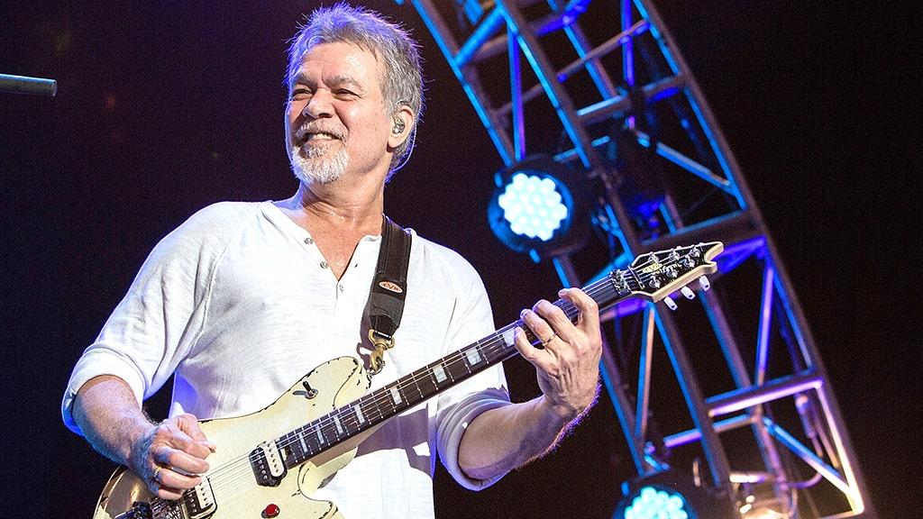Eddie Van Halen's California hometown plans memorial for late rock legend