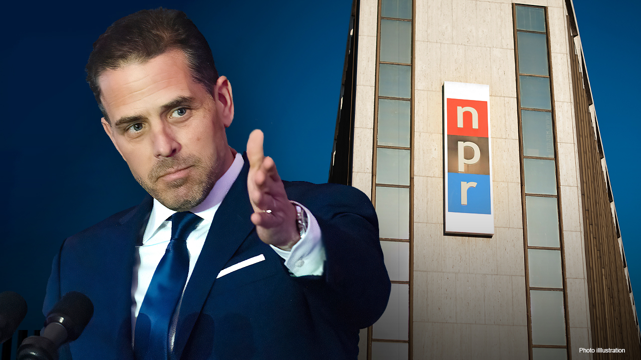 Rep. Paul Gosar calls for defunding NPR over lack of Hunter Biden laptop coverage
