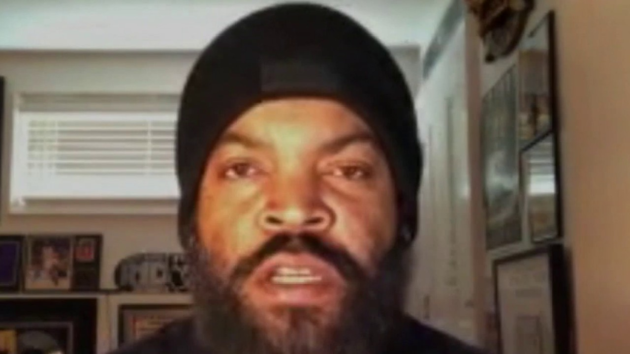 Ice Cube: 'I'm not playing politics' by working with Trump campaign on 'Platinum Plan' for Black Americans