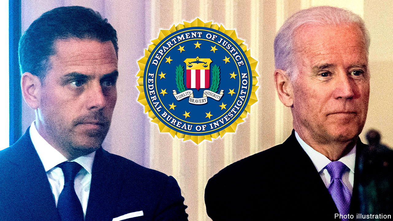 FBI holding laptop allegedly containing Hunter Biden business emails: officials