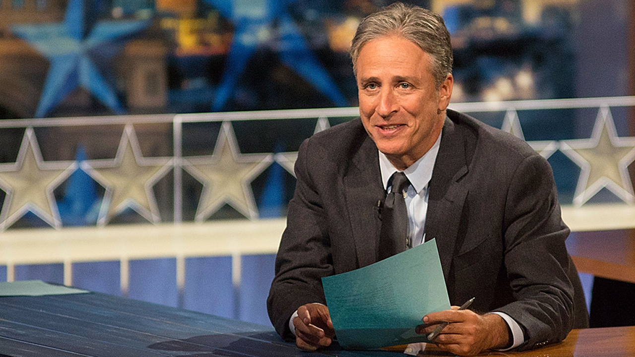 Jon Stewart signs with Apple to launch a new current affairs series