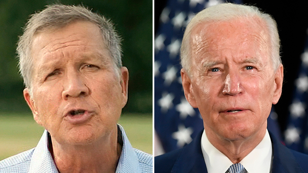 Biden considering former Ohio Gov. Kasich for Cabinet position: Report - fox