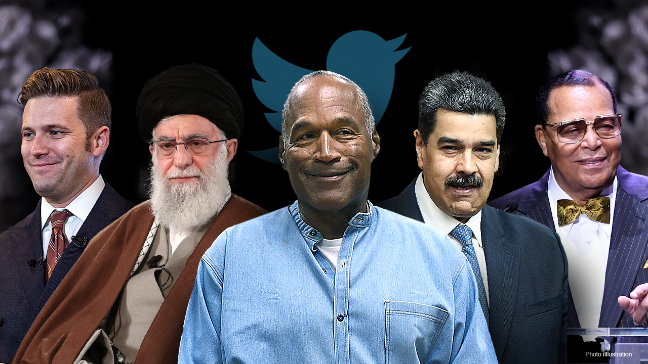 These five people are allowed to tweet but one of America's oldest newspapers can't