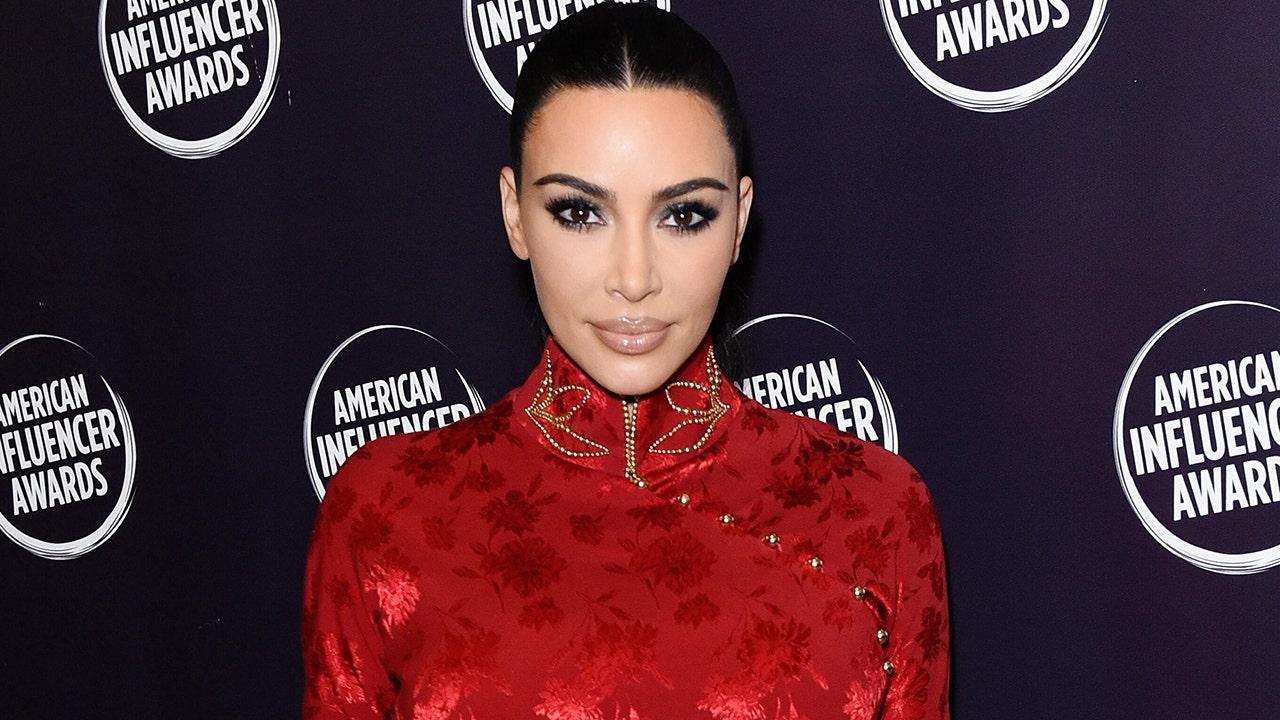 Kim Kardashian tells her social media followers to 'zone out and focus on you' in new bikini post - Fox News