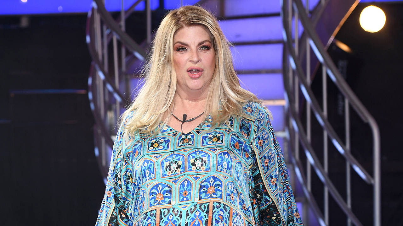 Kirstie Alley responded with words of encouragement to her followers after receiving an intense backlash.