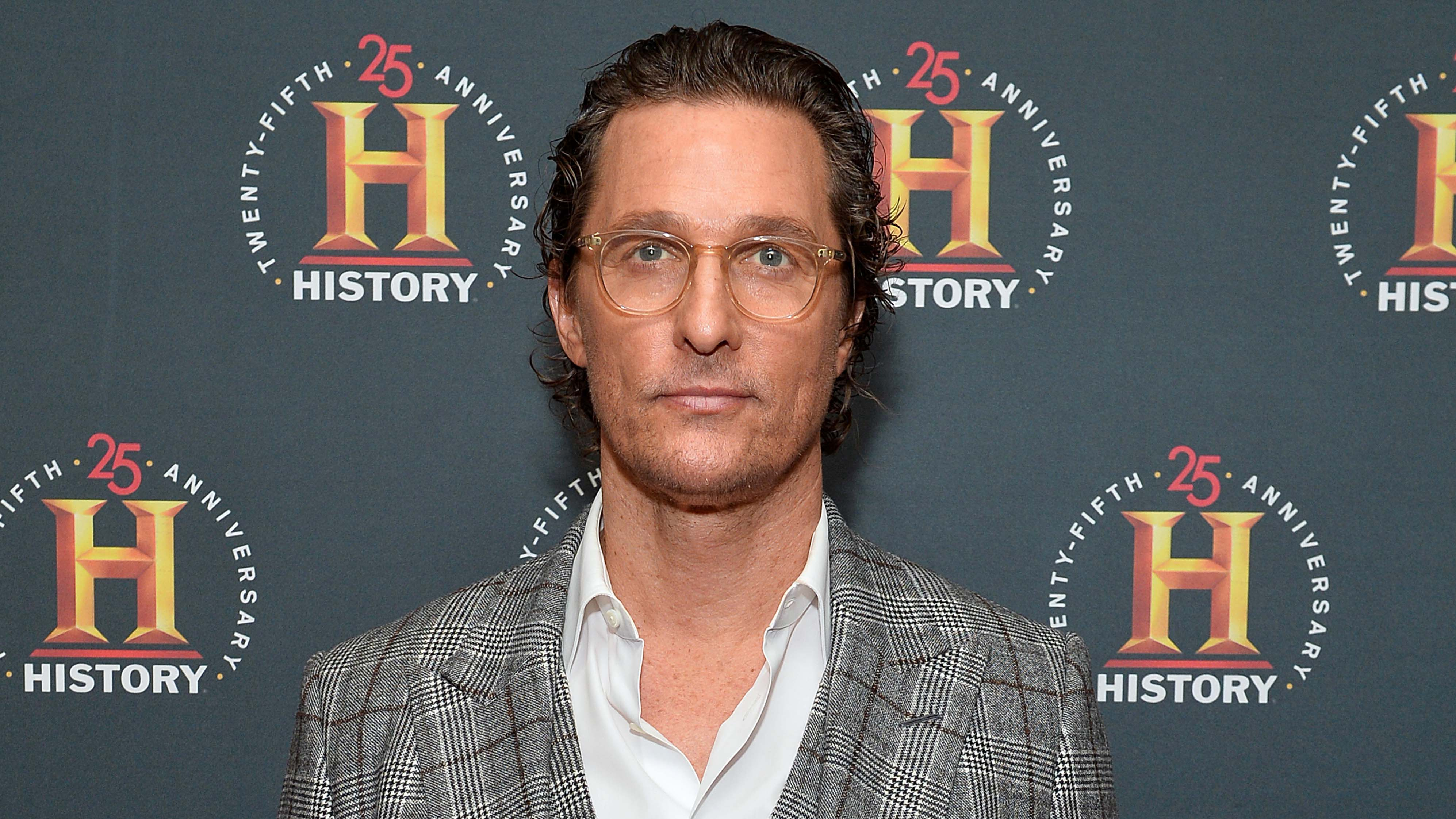Matthew McConaughey reveals careers he was considering before choosing to stick with acting