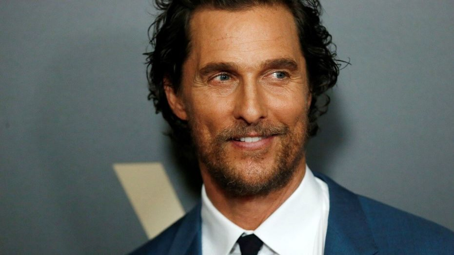 Matthew McConaughey: 'Embrace' results of 2020 presidential election 'whichever way it goes'