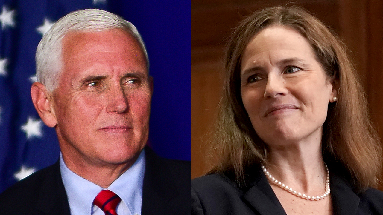 Pence tests negative for coronavirus again as Democrats push him to skip Barrett vote