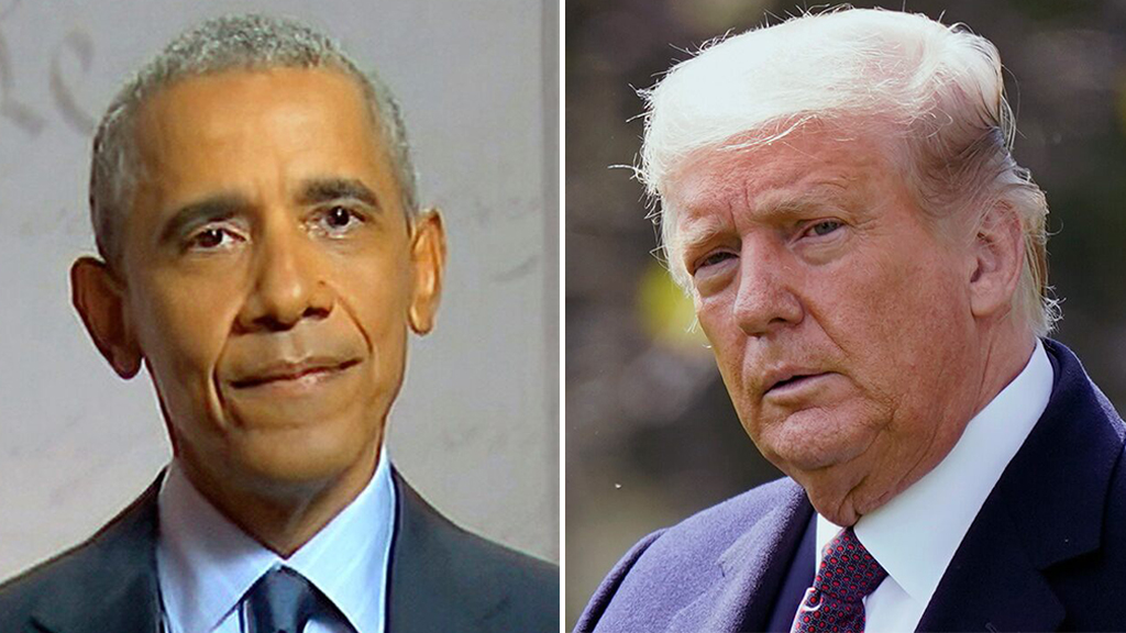 Obama told Trump 'I can't think of anything' when asked what his 'biggest mistake' was, book claims
