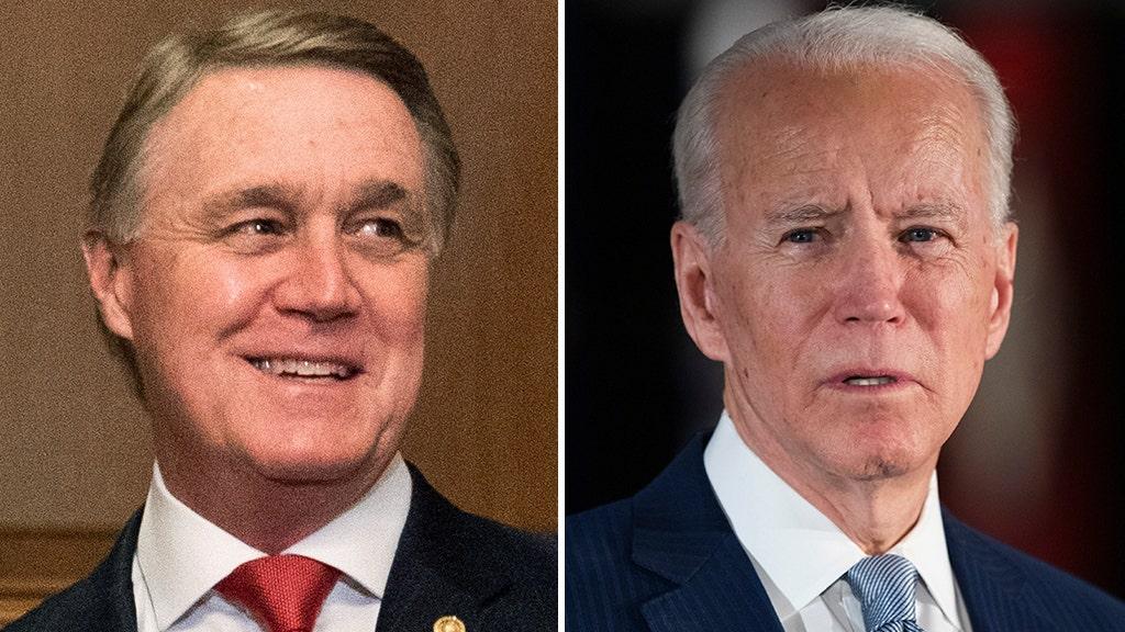 GOP senator Biden both mispronounce 'Kamala' — but media bash only the Republican – Fox News