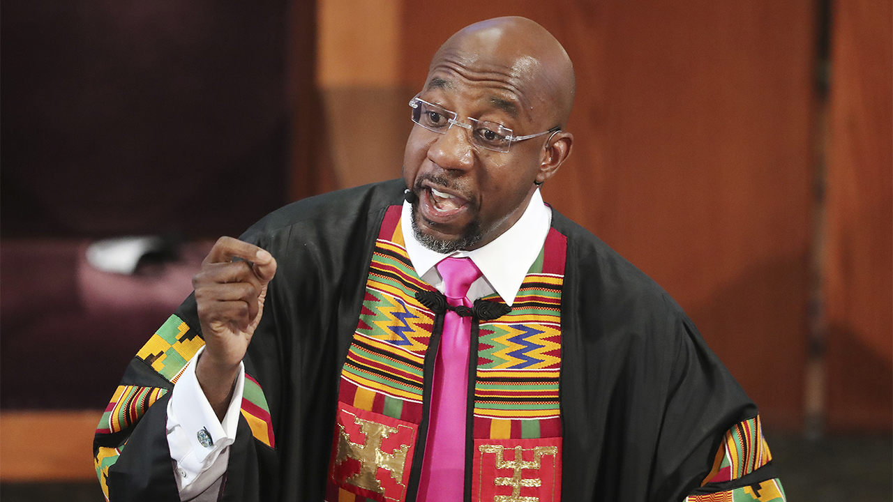 Who is Raphael Warnock? 3 things to know...