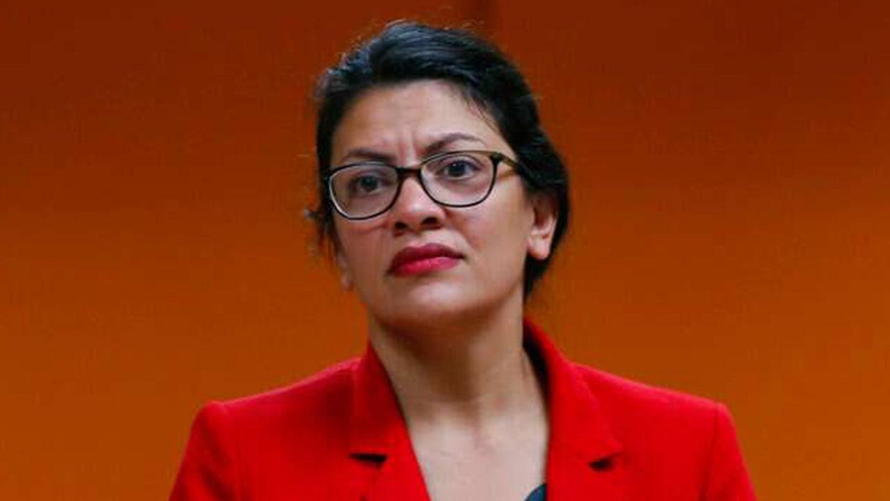 Progressive groups want 'squad member' Rashida Tlaib in Biden cabinet
