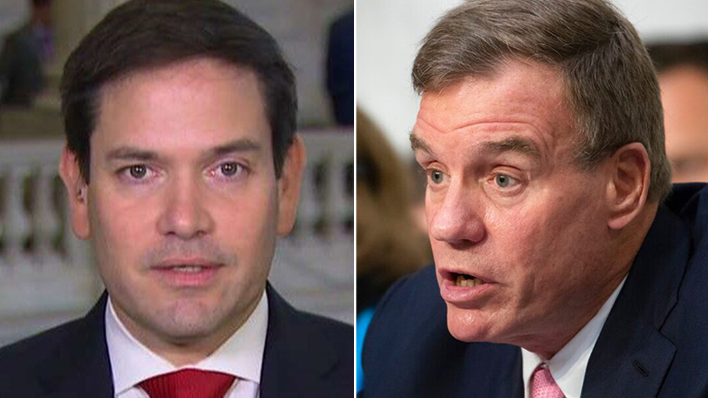 Senate Intel leaders Rubio, Warner issue joint statement on foreign threat to US elections - fox