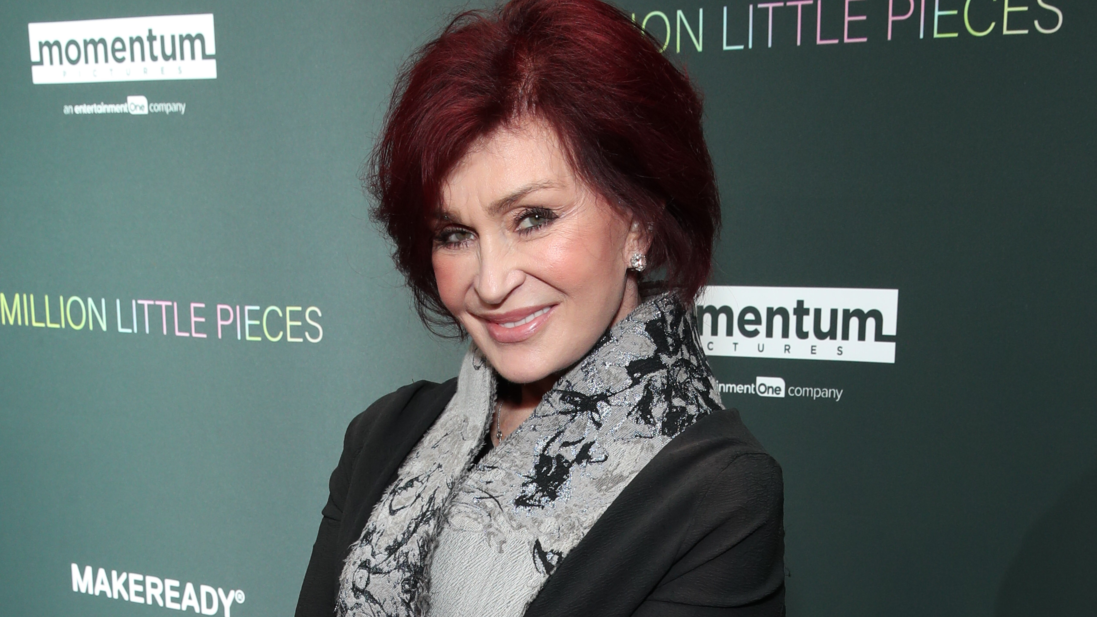 Sharon Osbourne to appear on Bill Maher's show after her exit from 'The Talk'