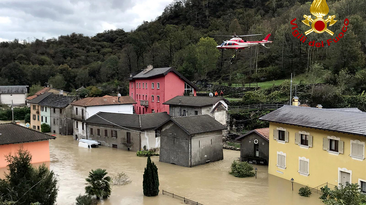 France Italy battered by heavy floods brought by Storm Alex; at least 8 missing 2 dead – Fox News