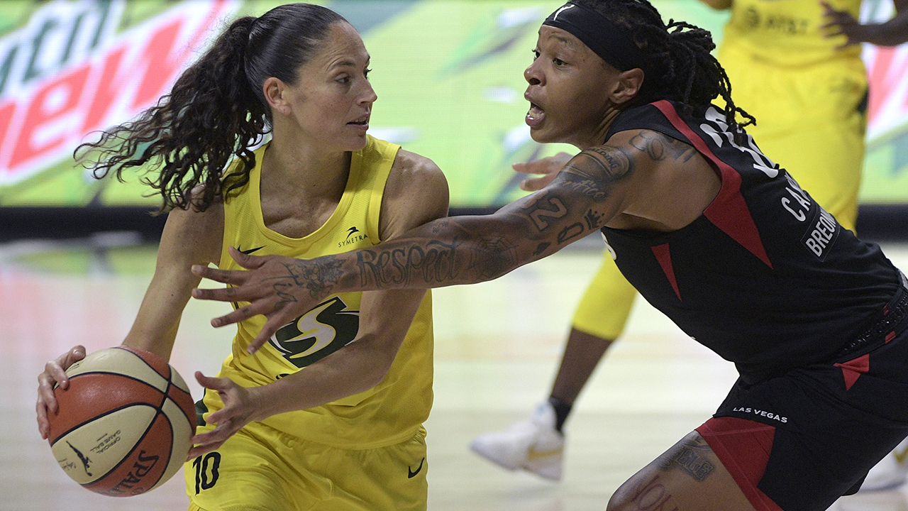 'Cute little white girls' make soccer more popular than basketball: Sue Bird - fox