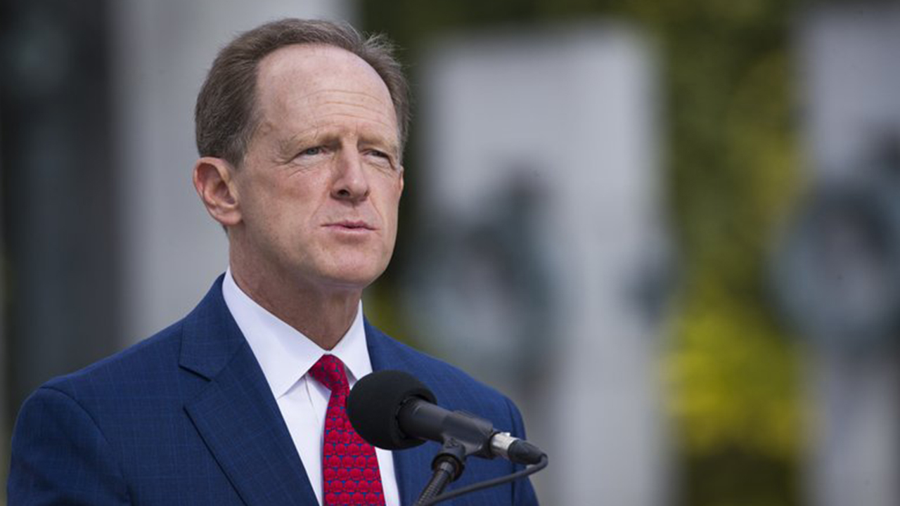 Pat Toomey announces retirement from Senate won't seek office in 2022 – Fox News