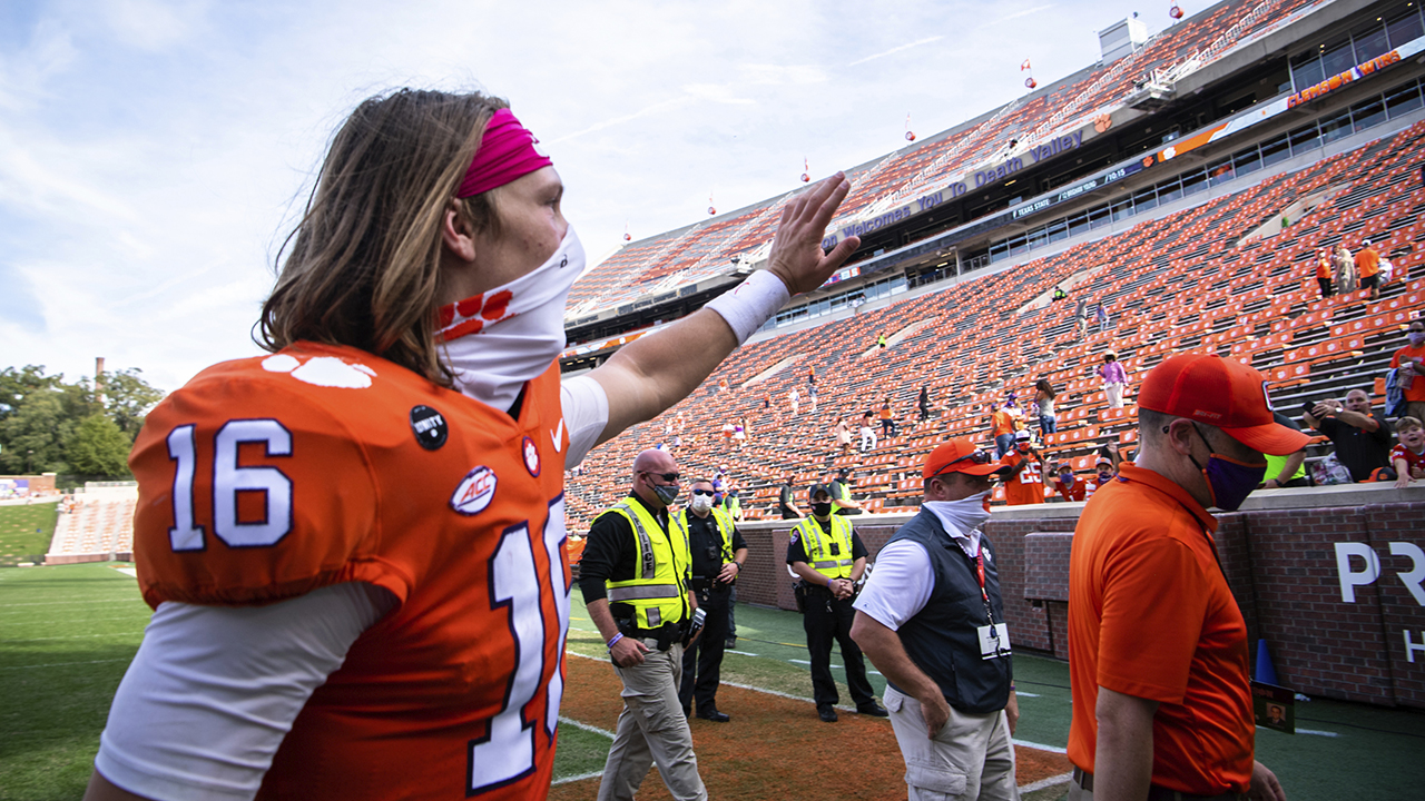 No. 1 Clemson turns to Uiagalelei with Lawrence sidelined – Fox News