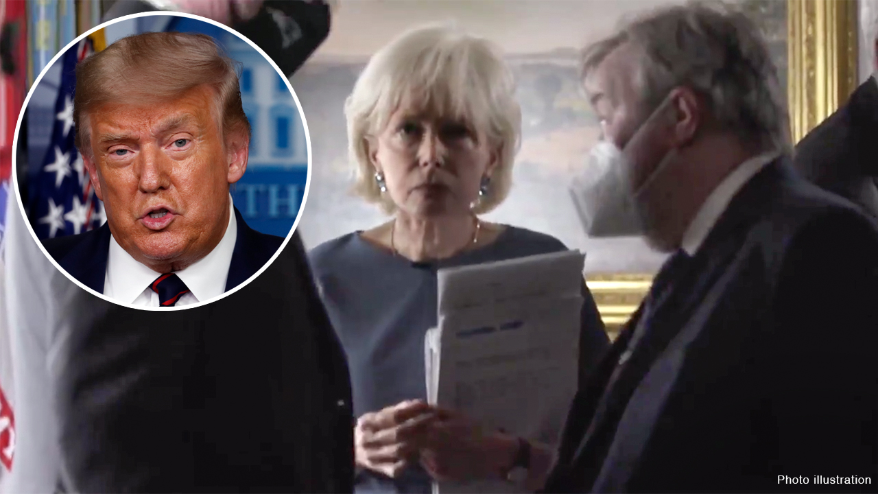President Trump threatens to release Lesley Stahl interview ahead of Sunday's '60 Minutes' to show Biden bias