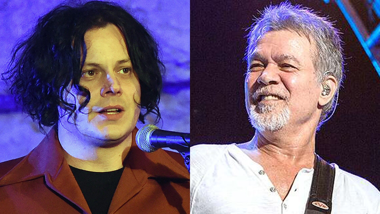 'Saturday Night Live' pays tribute to Eddie Van Halen during musical guest Jack White's performance – Fox News