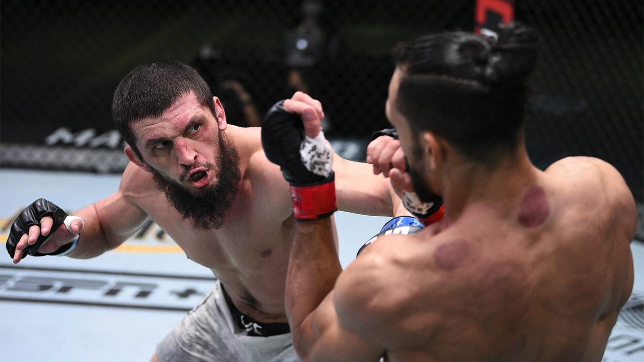 Ex-UFC fighter Zelim Imadaev uses social media to praise Chechen refugee for beheading: report - fox