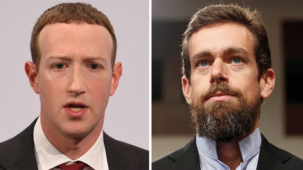 Facebook's Zuckerberg, Twitter's Dorsey to voluntarily testify before Senate on alleged censorship