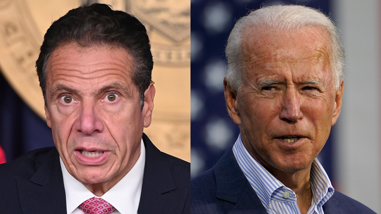Biden camp fumed over Cuomo's self-serving DNC speech, book claims - Fox News