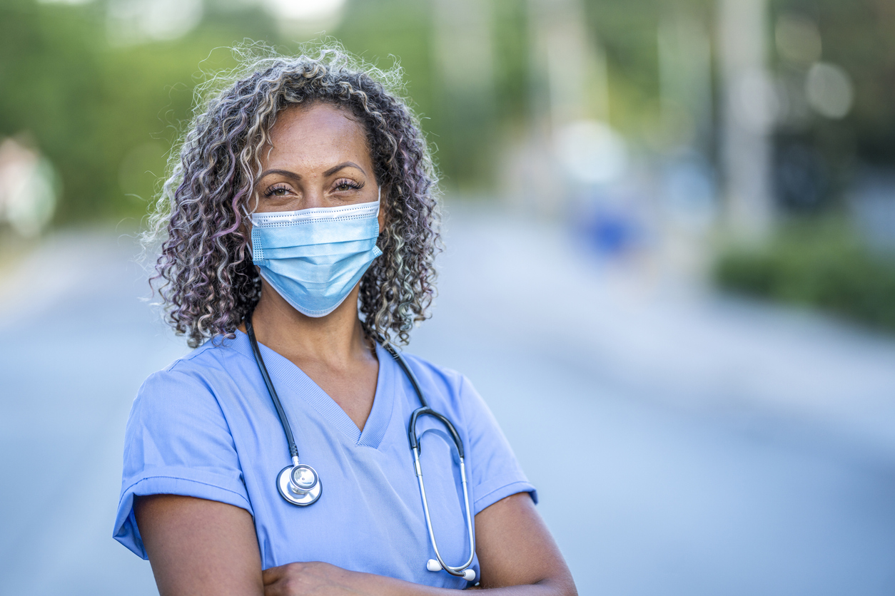 Nurses comprise most coronavirus hospitalizations among health care workers, CDC says