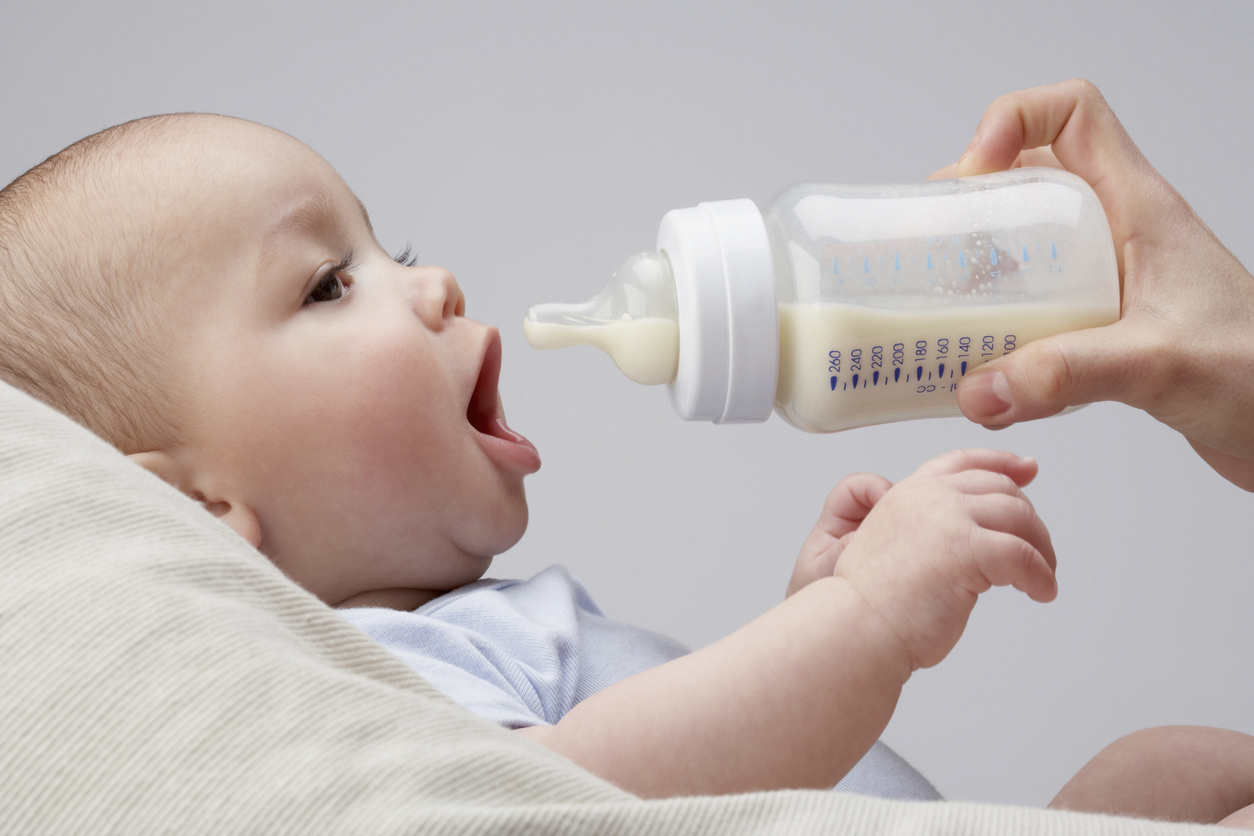 Baby bottles release millions of microplastic particles, study finds - fox