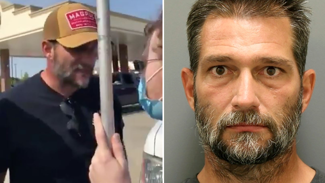 Texas male turns self in soon after throwing punch, breaking man's tooth in argument about Trump: law enforcement