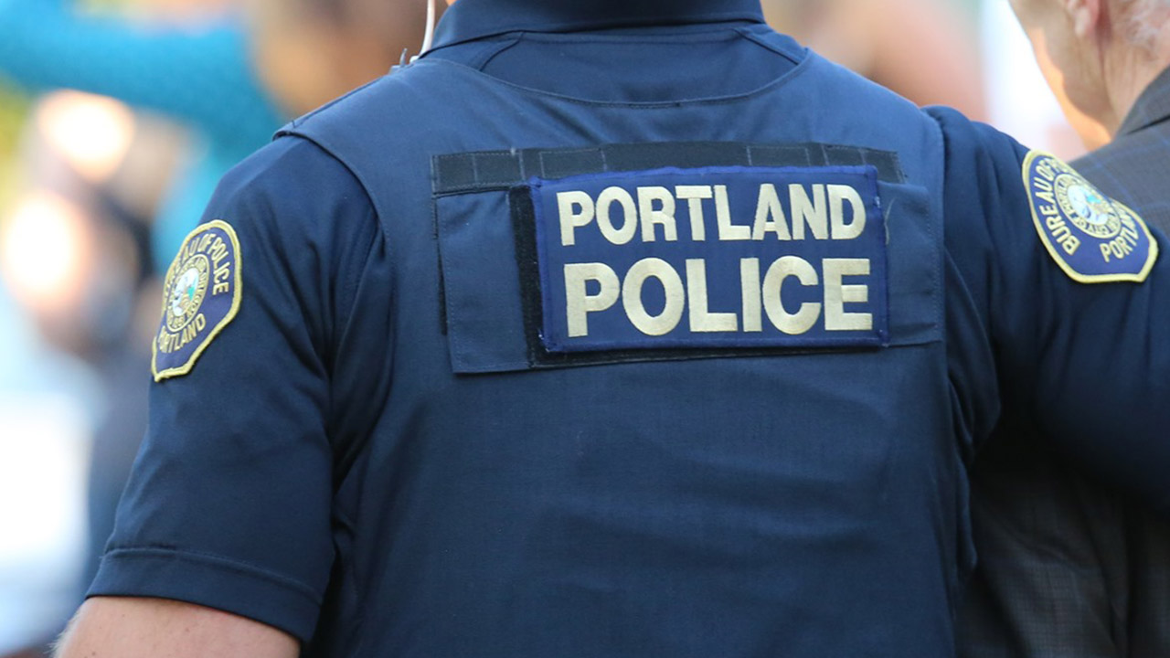 Portland Public Schools headquarters targeted in arson attack, suspected BLM-Antifa graffiti messages found