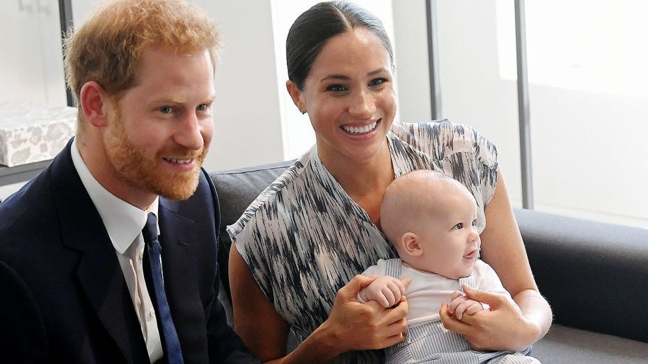 Meghan Markle, Prince Harry's son Archie gets sweet birthday messages from royal family - Fox News