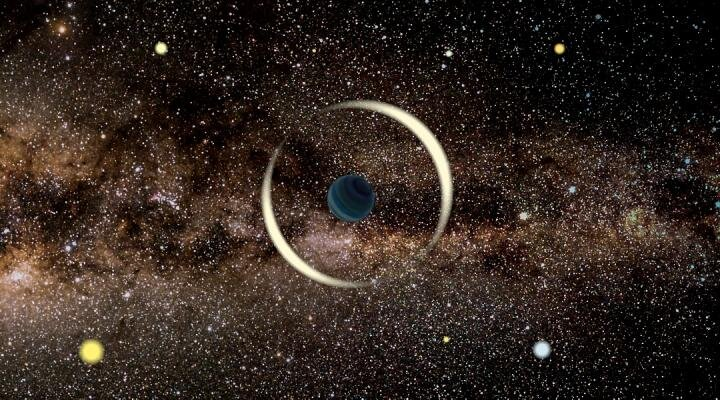 Bizarre, Earth-sized rogue planet found floating in Milky...